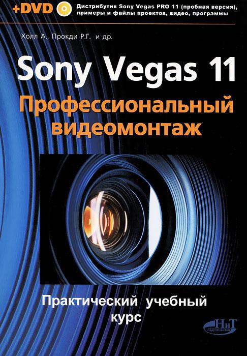 Sony Vegas 11. Профессиональный видеомонтаж (+ DVD-ROM) ( 978-5-94387-915-9 )