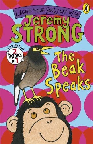 The Beak Speaks/Chicken School (Flip Book)