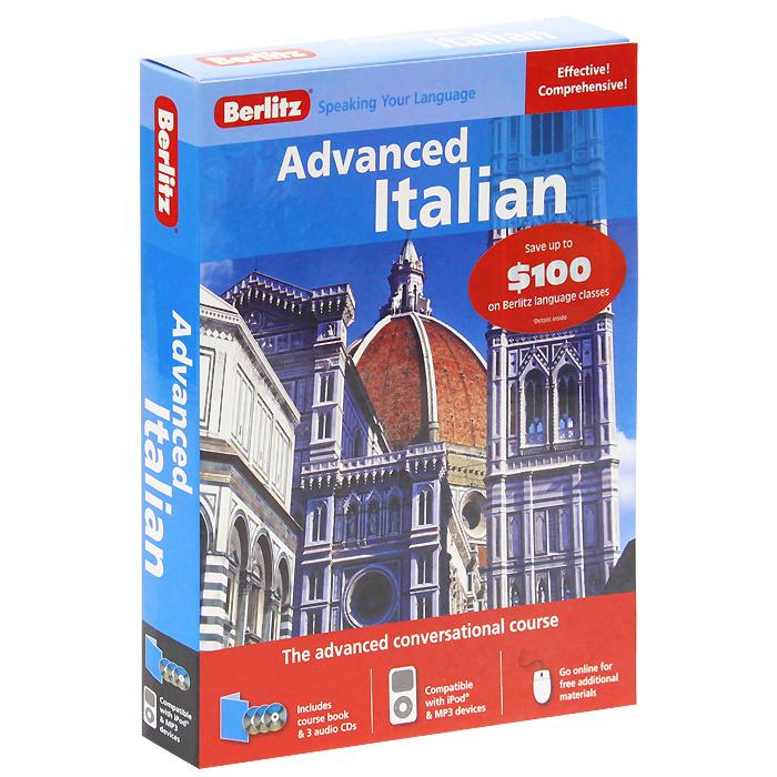 Berlitz: Advanced Italian (+ 3 CD) ( 978-981-268-321-2 )