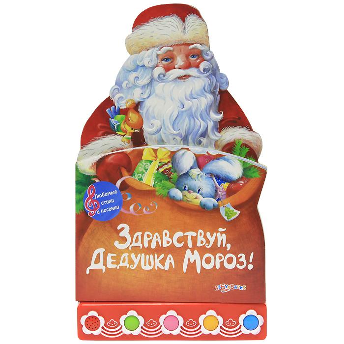 Здравствуй, Дедушка Мороз! Книжка-игрушка