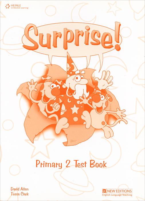 Surprise! Primary 2: Test Book