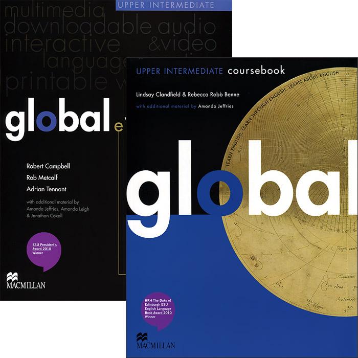 Global Upper Intermediate: Coursebook with eWorkbook Pack (+ DVD-ROM)
