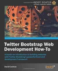 Twitter Bootstrap Web Development