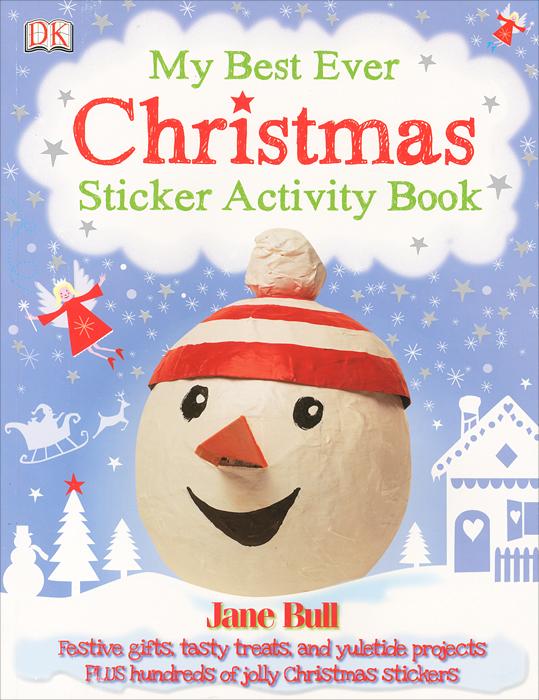 My Best Ever Christmas: Sticker Activity Book