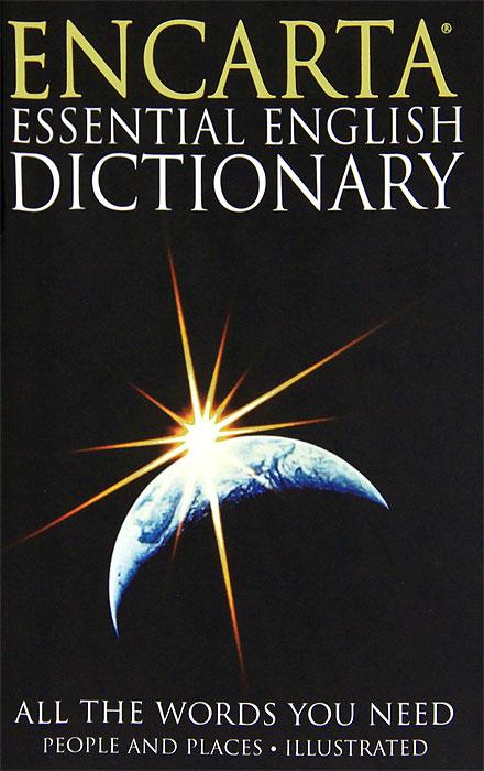 Encarta Essential English Dictionary