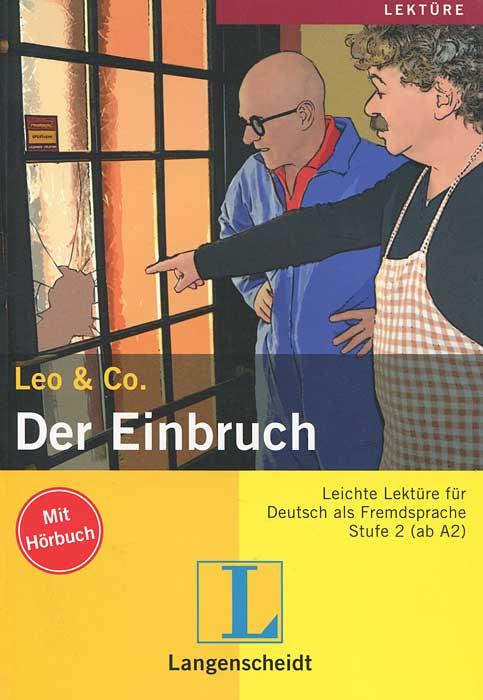 Der Einbruch (+ CD)
