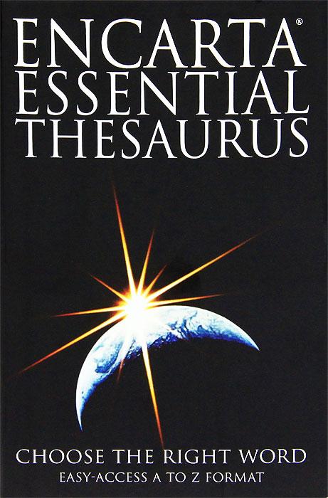 Encarta Essential Thesaurus