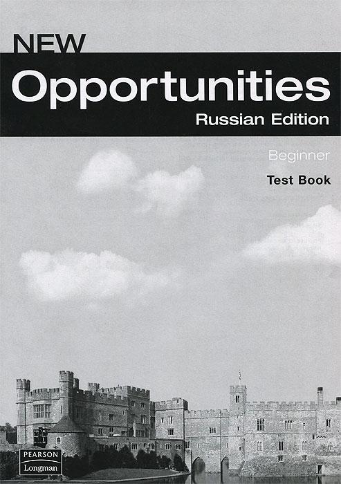 New Opportunities: Russian Edition: Beginner