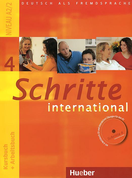 Schritte International 4 (+ CD)