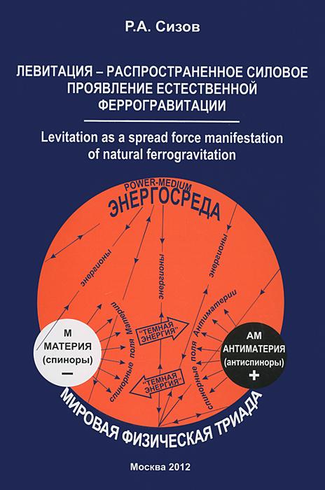 Левитация-распространенное силовое проявление естественной феррогравитации