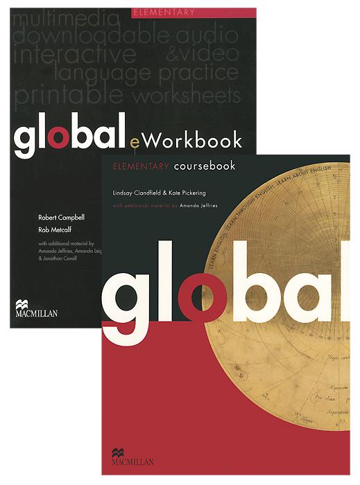 Global Elementary Coursebook with eWorkbook Pack