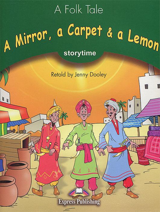 A Mirror, a Carpet & a Lemon