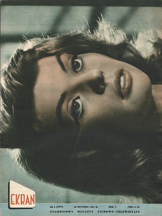 """Журнал """"Ekran"""" . № 3 (197) за 1961 год"""