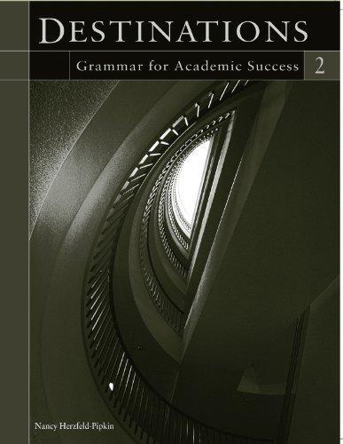 Destinations-Level 2-Grammar Workbook: Writing for Academic Success: 0