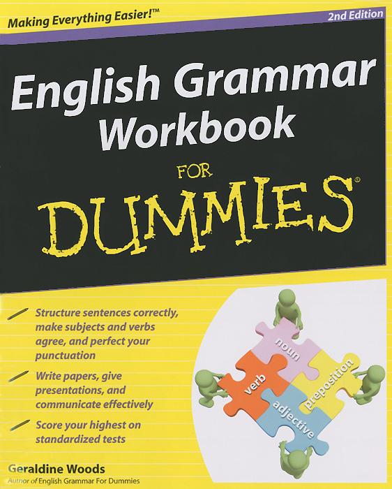 English Grammar For Dummies: Workbook
