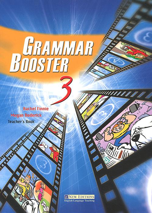 Grammar Booster 3: Teacher's Book (+ CD-ROM)