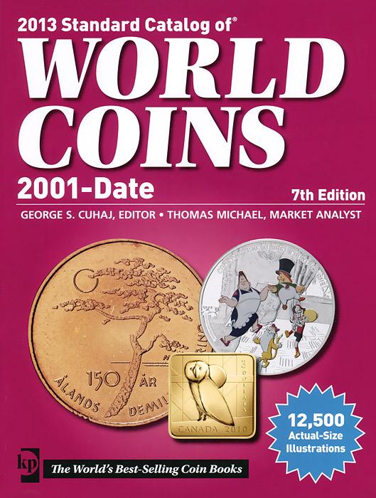 2013 Standard Catalog of World Coins, 2001-Date