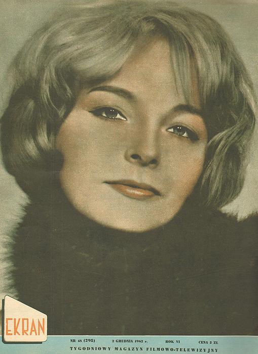 """������ """"Ekran"""". � 48 (295) �� 1962 ���"""