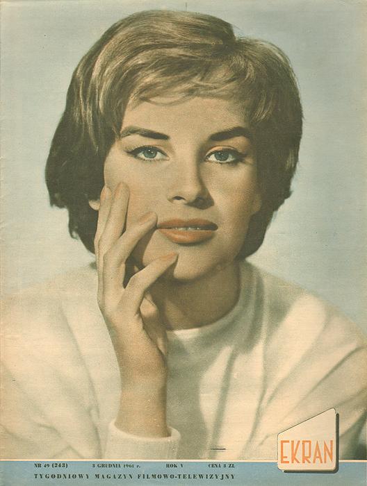 """Журнал """"Ekran"""". № 49 (243) за 1961 год"""
