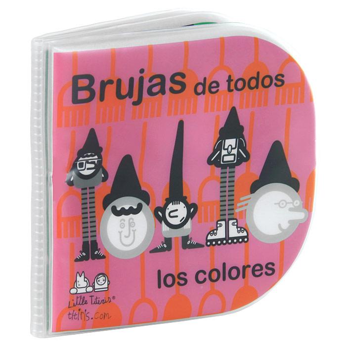 Mira-mira 1: Brujas de todos los colores: Libro de plastico