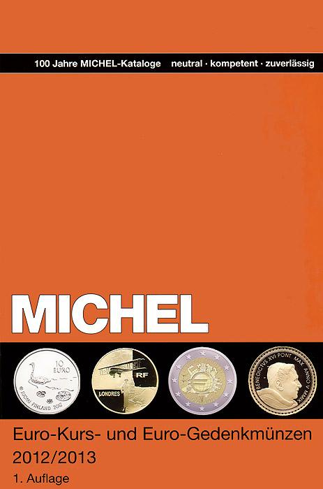 Michel: Euro-Kurs- und Euro-Gedenkmunzen 2012/2013