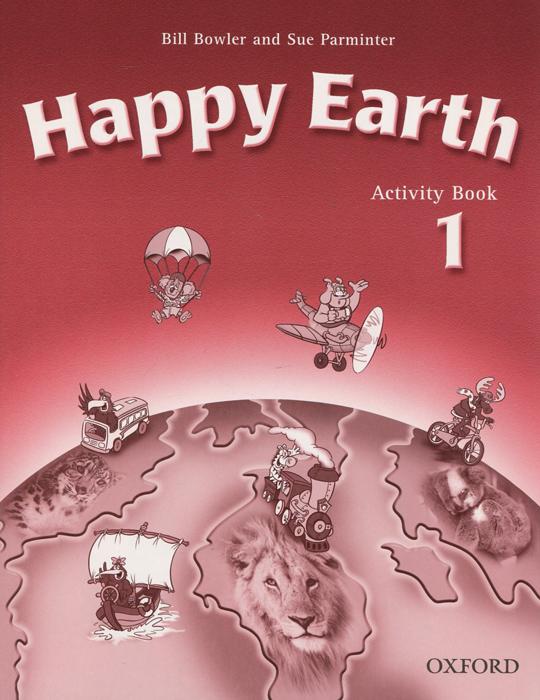 Happy Earth 1: Activity Book