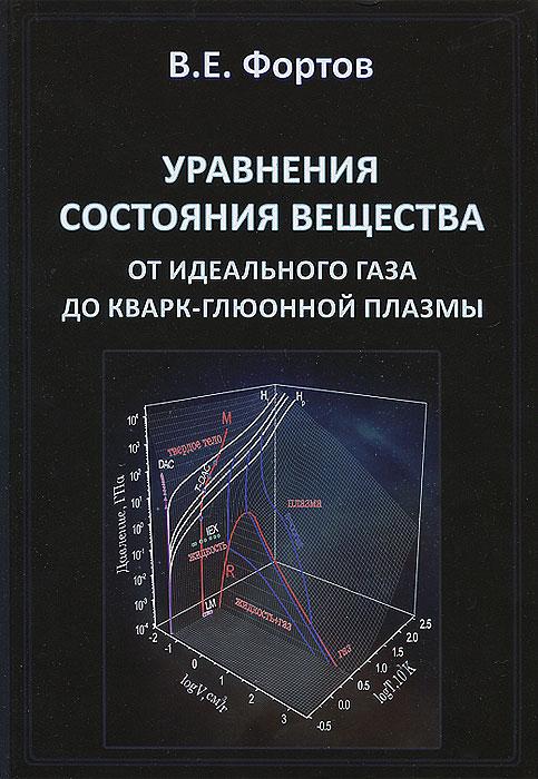 Уравнения состояния вещества. От идеального газа до кварк-глюонной плазмы