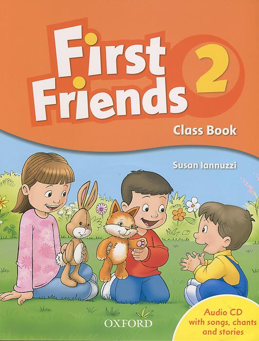 First Friends 2: Class Book (+ CD)