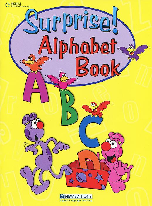 Surprise! Alphabet Book