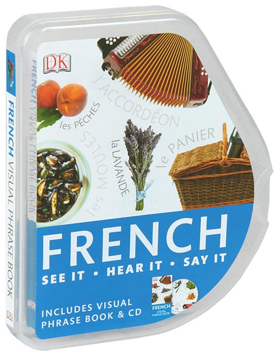 French Visual Phrase (+ CD)