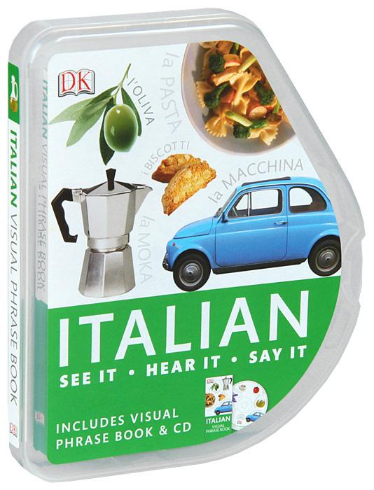 Italian Visual Phrase (+ CD)