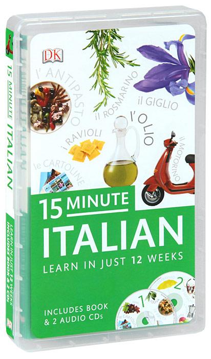 15-Minute Italian (+ 2 CD)