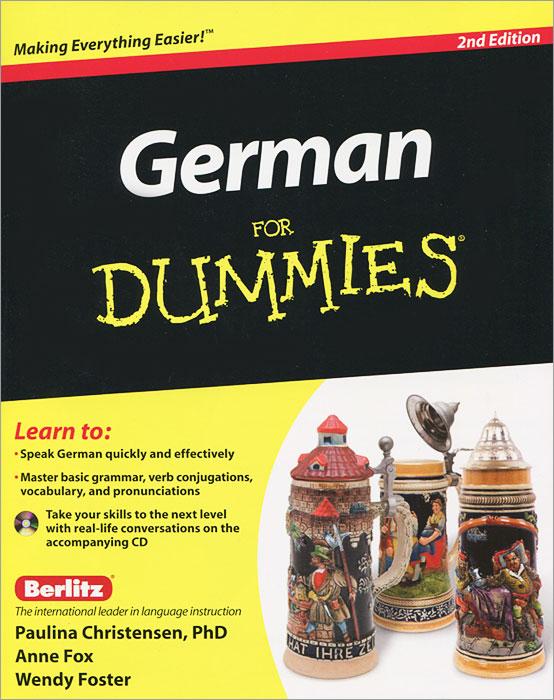 German for Dummies (+ CD)