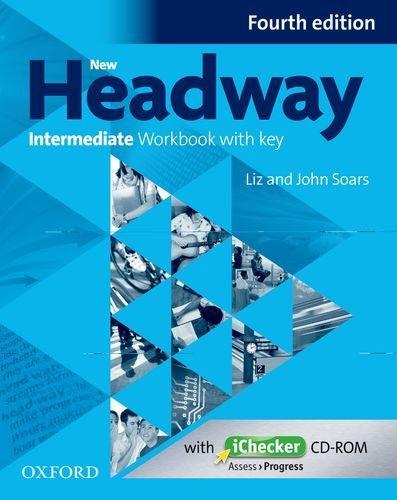 New Headway Intermediate: Workbook with Key (+ CD-ROM)