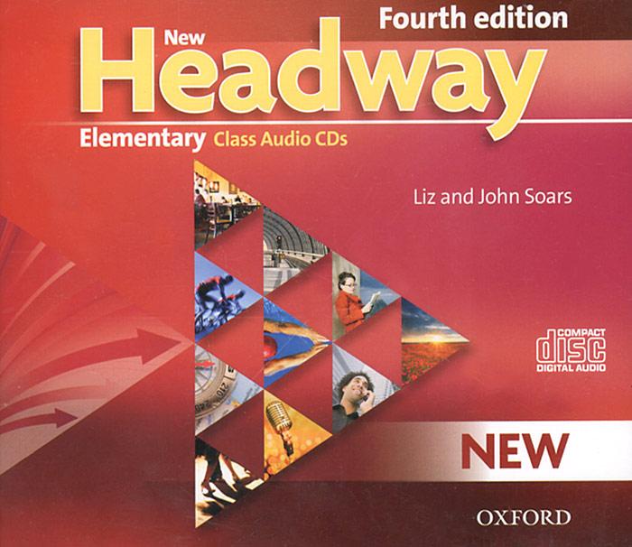 New Headway: Elementary (��������� �� 3 CD)