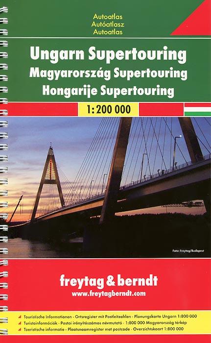 Hungary Supertouring Atlas.