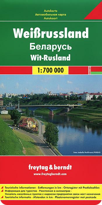 Belarus: Road Map.