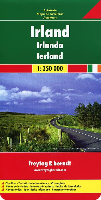 Irland: Road Map
