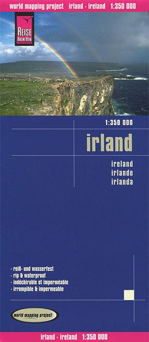Irland. Карта