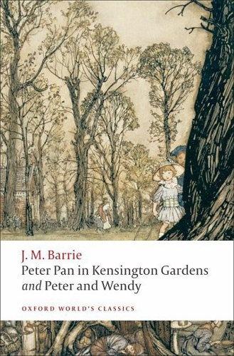Barrie: Pet.Pan In Kens.Gard