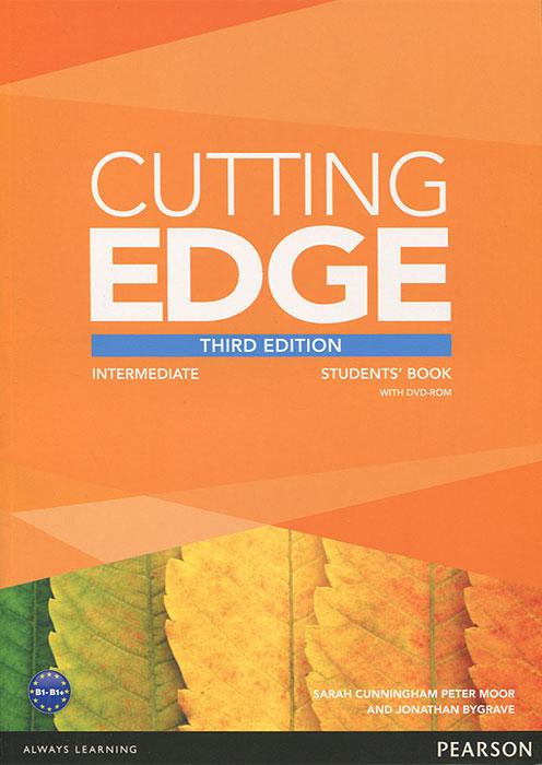 Cutting Edge: Intermediate (+ DVD-ROM)