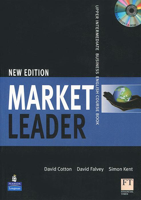 Market Leader: Upper Intermediate Business English Course Book (+ CD-ROM)