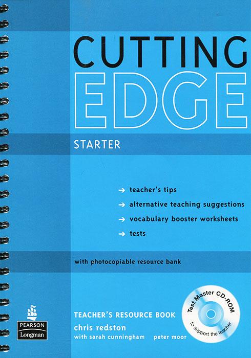 Cutting Edge: Starter: Teacher's Resource Book (+ CD-ROM)