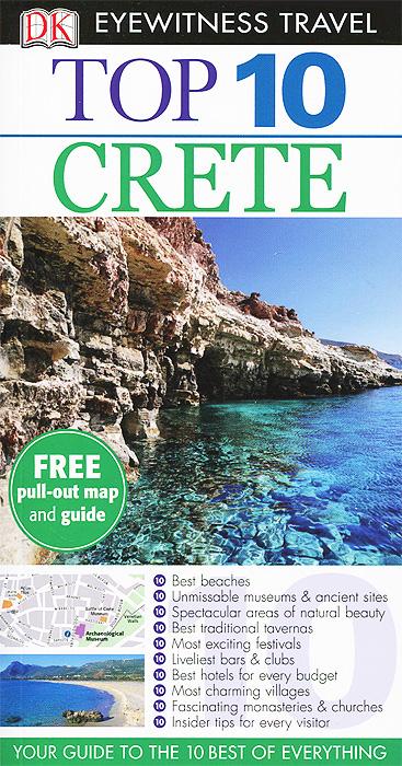 Top 10 Travel Guide: Crete ( 9781409373490, 978-1-4093-7349-0 )