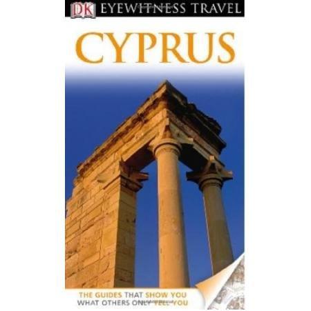 DK Eyewitness Travel Guide: Cyprus ( 9781405370592 )