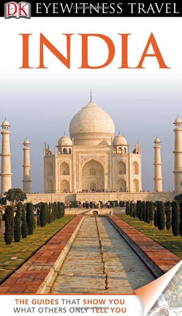 DK Eyewitness Travel Guide: India ( 9781405360777 )
