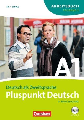 Arbeitsbuch (Lektion 8-14), m. Audio-CD
