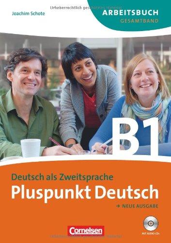 Arbeitsbuch Gesamtband (Lektion 1-14), m. 2 Audio-CDs