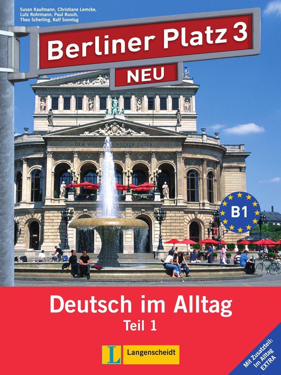 Lehr- und Arbeitsbuch, m. Audio-CD u. 'Im Alltag EXTRA'