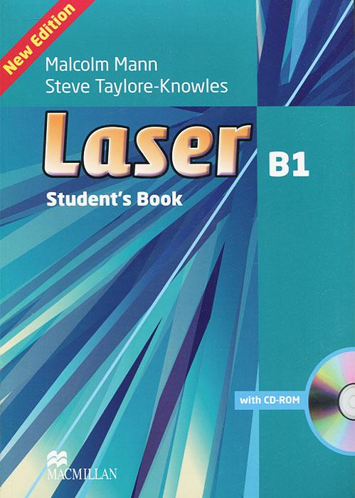 Laser B1: Student's Book (+ CD-ROM)